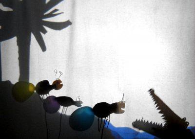 La fourmi et le crocodile.5©Baobab Théâtre